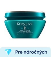 Recenzia Kérastase Resistance Masque Thérapiste maska na vlasy