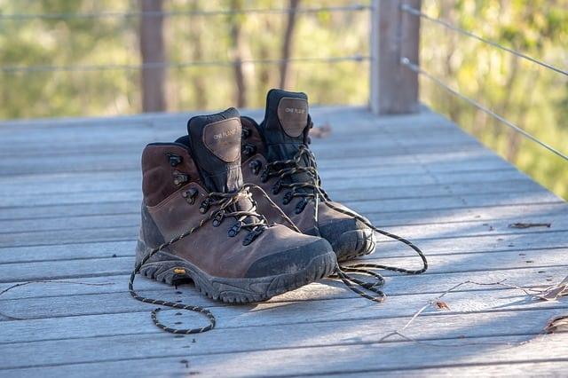 Trekingová obuv