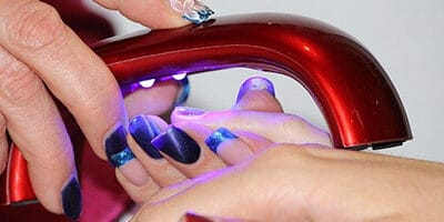 Najlepšie UV lampy na nechty