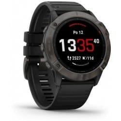 inteligentné hodinky Garmin Fénix 6X Sapphire recenzia