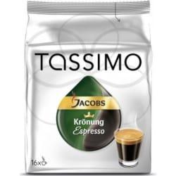 TASSIMO Jacobs Krönung Espresso recenzia