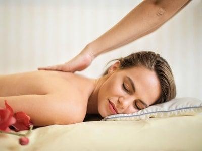 thajska masaž