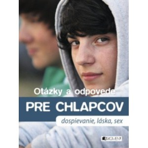 kniha o dospievani