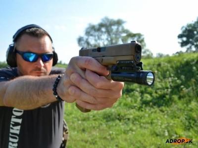 streľba zo zbrane