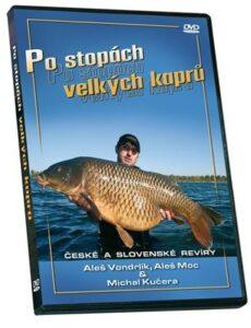 Rybárska kniha a DVD