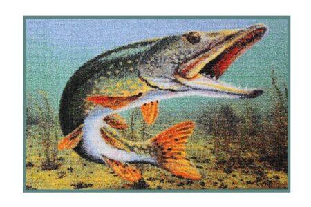 Rybárska rohož