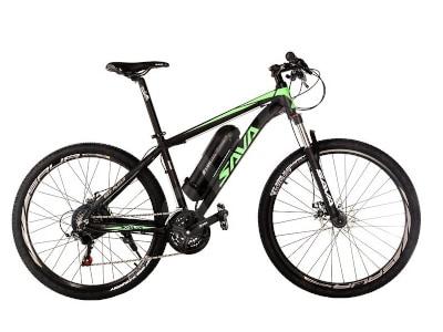 elektricky bicykel