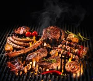 Kurz grilovania a prípravy mäsa
