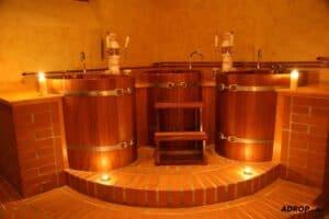 Pivný kúpeľ