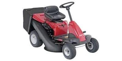 Záhradný traktor MTD 60 RDE – Recenzia