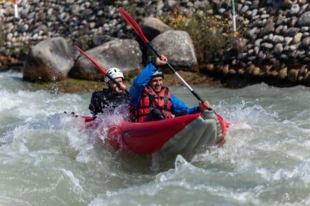 Rafting na Slovensku