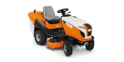 Záhradný traktor Stihl RT 5097 – Recenzia