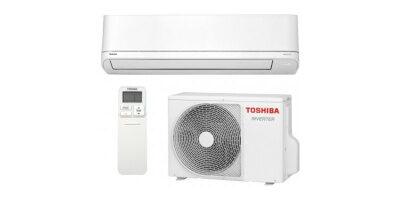 Recenzia – nástenná klimatizácia Toshiba Shorai Premium
