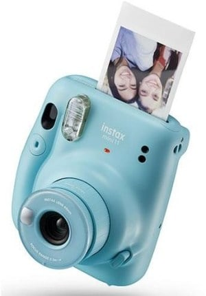 Instantný fotoaparát