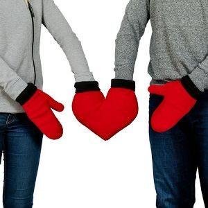 Rukavice pre zamilovaných