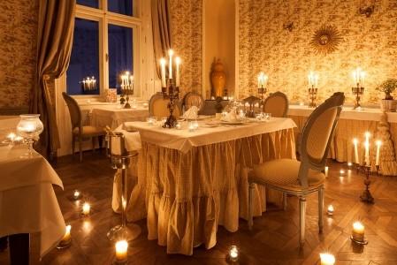 Večera na zámku
